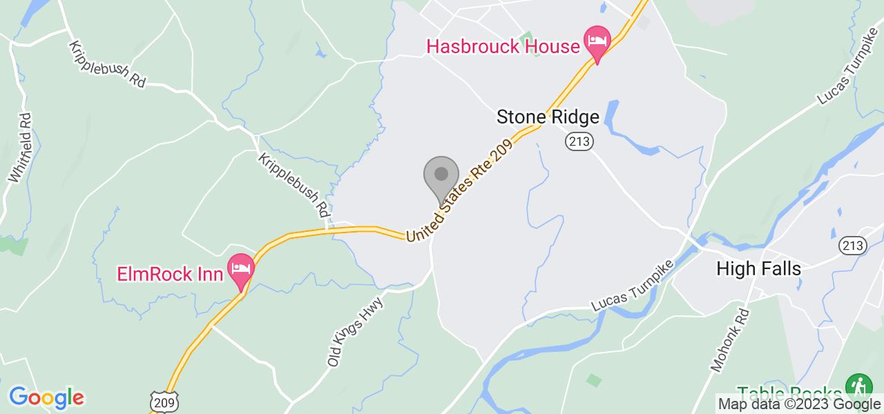 4166 US-209, Stone Ridge, NY 12484, USA
