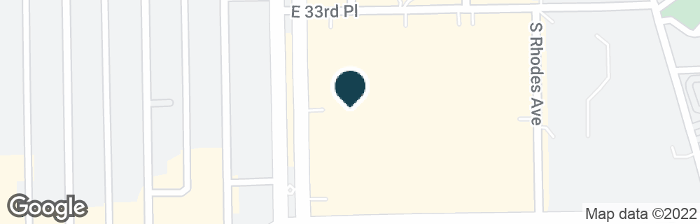 Google Map of3405 S KING DR
