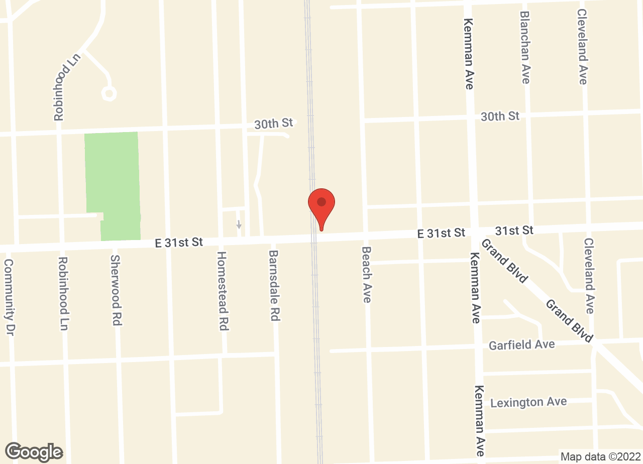 Google Map of VCA LaGrange Park Animal Hospital