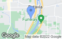 Map of Batavia, IL