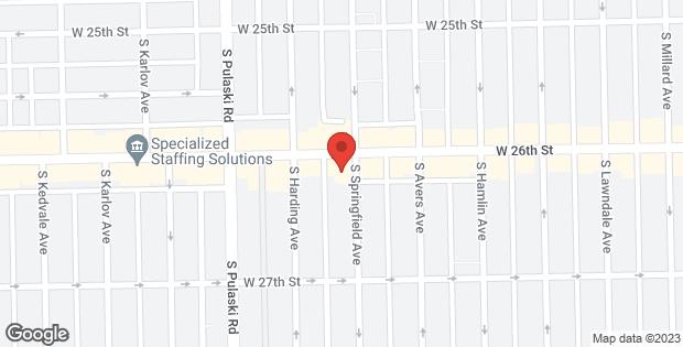 3905 W 26th Street Chicago IL 60623