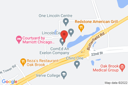static image of18W140 Butterfield Road, Suite 1555, Oakbrook Terrace, Illinois