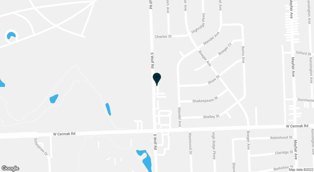 1919 S Wolf Road #1-417 Hillside IL 60162