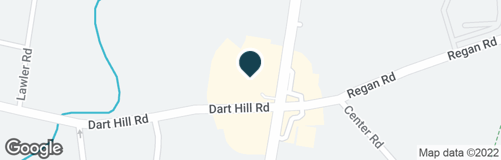 Google Map of529 TALCOTTVILLE RD