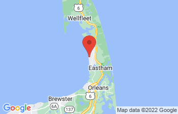 Map of Eastham