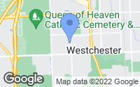 Map of Westchester, IL