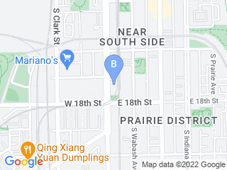 Map of DoGone Fun! Dog Boarding options in Chicago | Boarding