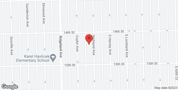 1416 Highland Avenue Berwyn IL 60402