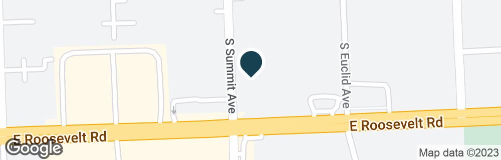 Google Map of200 E ROOSEVELT RD