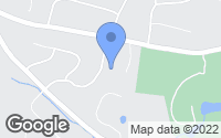 Map of Simsbury, CT