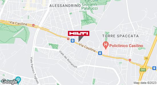 Hilti Store ROMA - Casilina