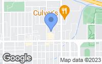 Map of Scottsbluff, NE