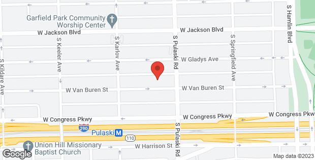 4018 W Van Buren Street Chicago IL 60624