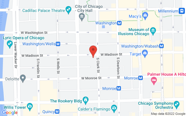 static image of 105  W Madison Ave, Suite 702, Chicago, Illinois