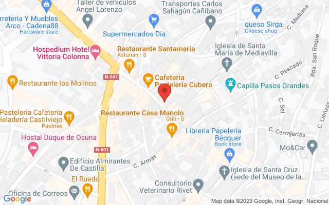 Administración nº1 de Medina de Rioseco