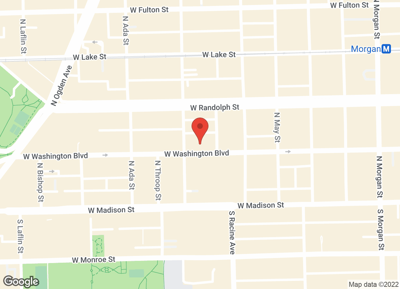 Google Map of VCA Animal Care Center of Chicago