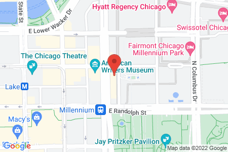static image of151 N Michigan Ave, Chicago, Illinois