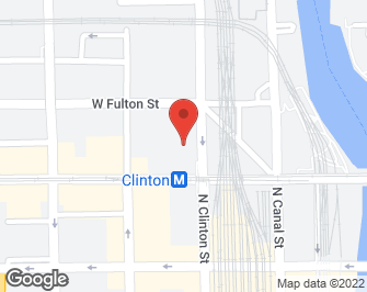 Chicago Real Estate | View 226 N Clinton, #107 | map