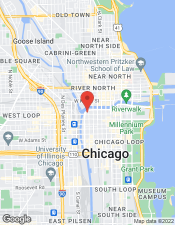 Map of Chrysanthe Karayannis - TIAA Financial Consultant at 333 W. Wacker Drive, Chicago, IL 60606