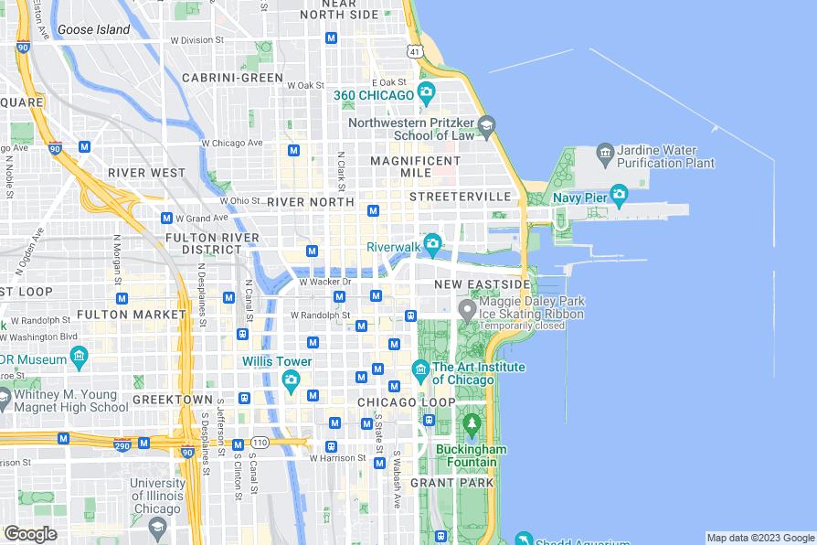 Chicago Comfort Suites Hotel