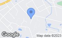 Map of Taunton, MA