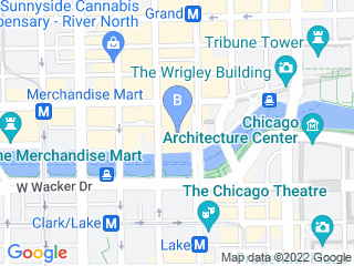 Map of Chicago Hotel Pet Sitters Dog Boarding options in Chicago | Boarding
