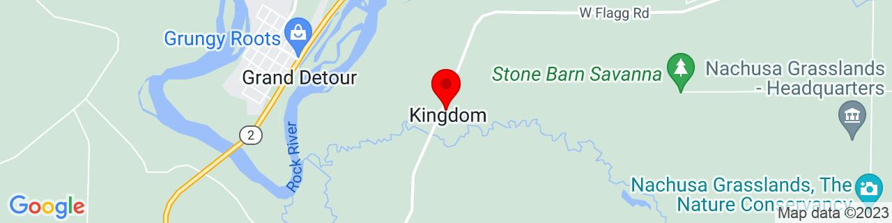 Google Map of 41.89364, -89.39371