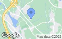 Map of Smithfield, RI