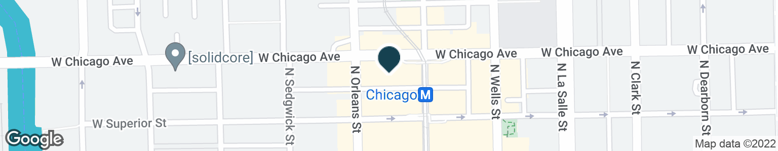 Google Map of315 W CHICAGO AVE