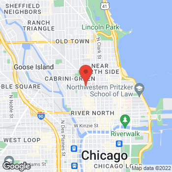 Map of Yext on Tour: Chicago at 920 N Franklin St, Chicago, IL 60610
