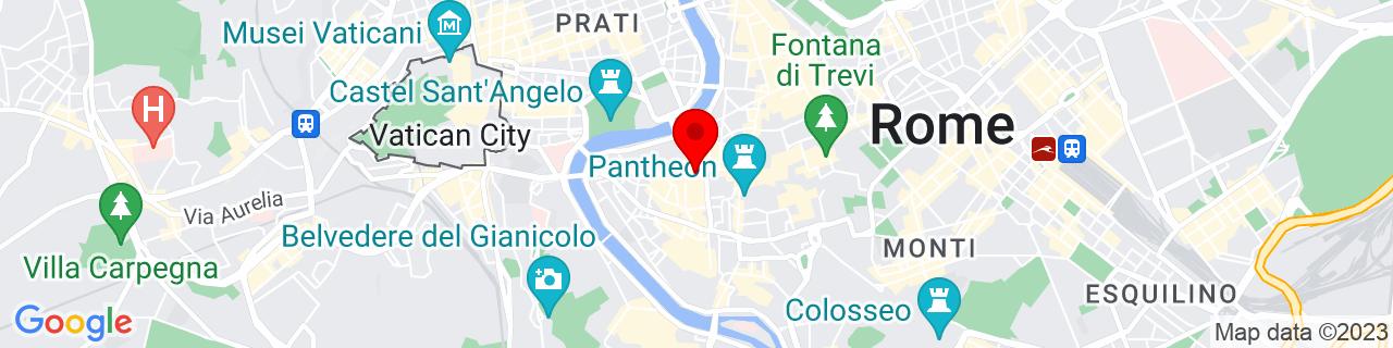 Google Map of 41.8998215, 12.473022899999933