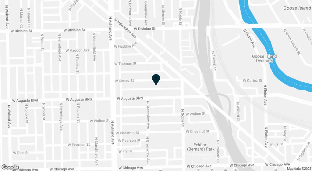 1447 W Cortez Street #2 Chicago IL 60642