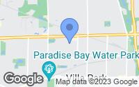 Map of Villa Park, IL