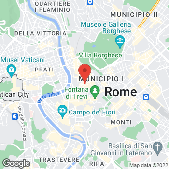 Map of Michael Kors at Via Condotti 36, Rome, RM 00187