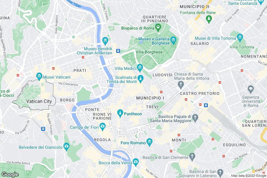 Hotel D Inghilterra Rome