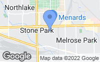 Map of Stone Park, IL