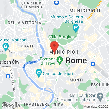 Map of Salvatore Ferragamo Man at Via Condotti, 65, Rome, RM 00187