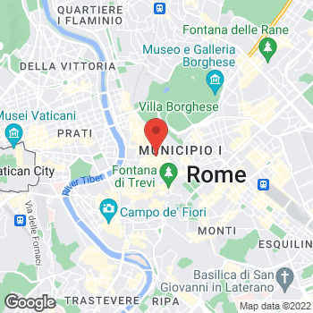 Map of Salvatore Ferragamo Woman at Via Condotti, 73/74, Rome, RM 00187