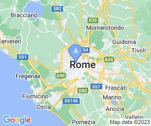 Karte für 94Rooms Vatican-Scipioni B&B