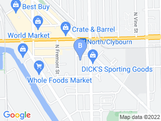 Map of Unleashed Dog Boarding options in Chicago | Boarding