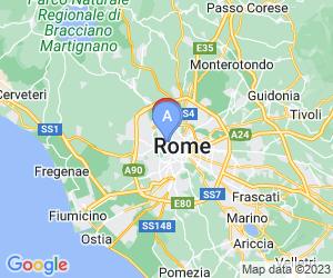 Karte für Amica Roma B&B