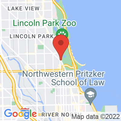 Map showing Elaine's Coffee Call