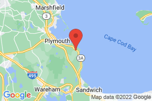 Map of Manomet