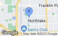 Map of Northlake, IL