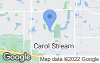 Map of Carol Stream, IL