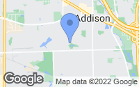 Map of Addison, IL