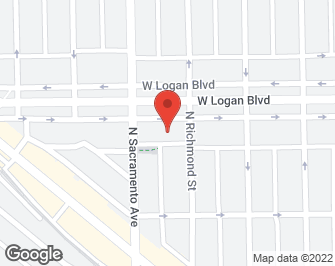 Chicago Real Estate | View 2943 W Logan | map
