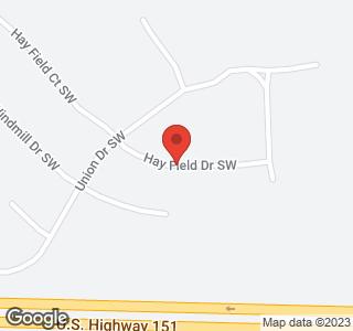 5208 Hay Field Drive Sw