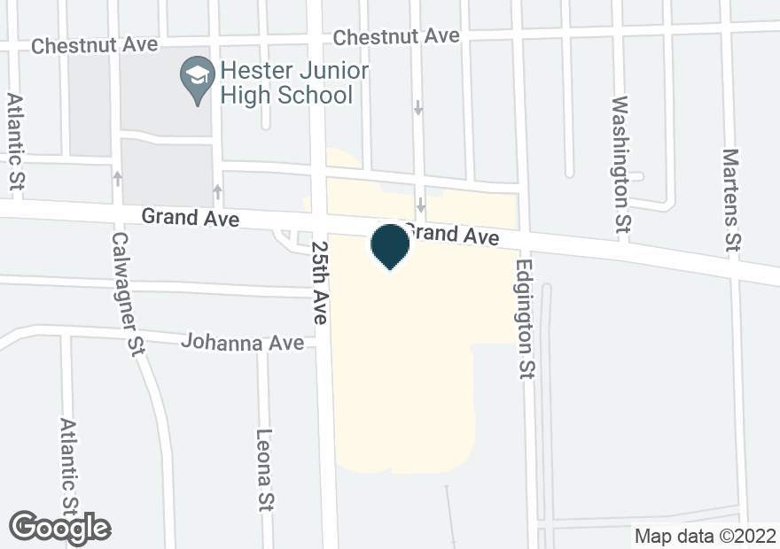 Google Map of9595 GRAND AVE
