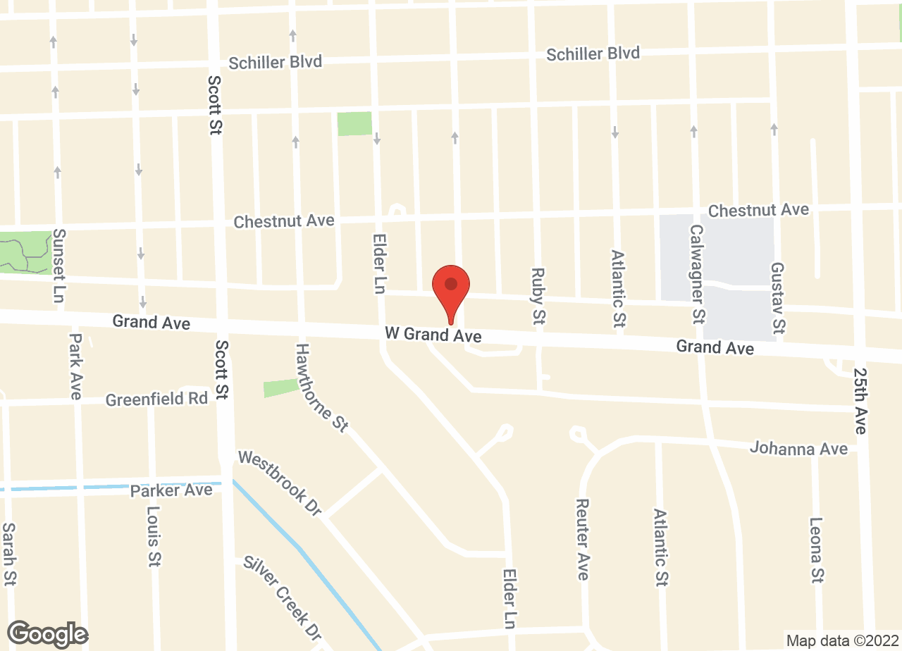 Google Map of VCA Franklin Park Animal Hospital